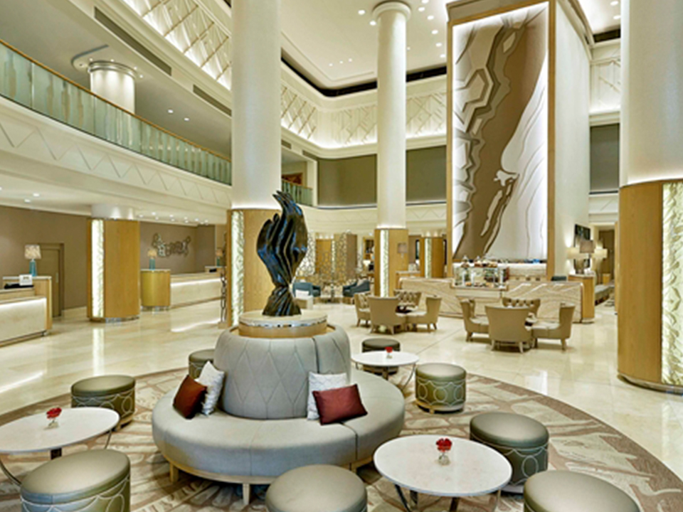 Hilton Hotel, Durban (Refurbishment Project)